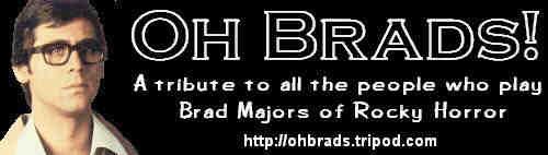 Oh Brads logo